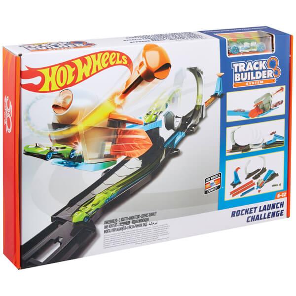 Hot Wheels Staza Track Builder Rocket Launch Challenge FLK60 - ODDO igračke