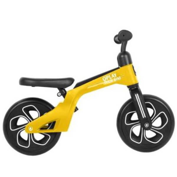 Bicikla bez pedala Balance Bike žuti 34/4631 - ODDO igračke