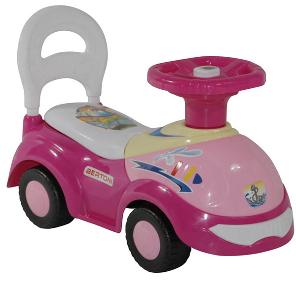 Guralica Auto Bertoni Pink 10050190004 - ODDO igračke