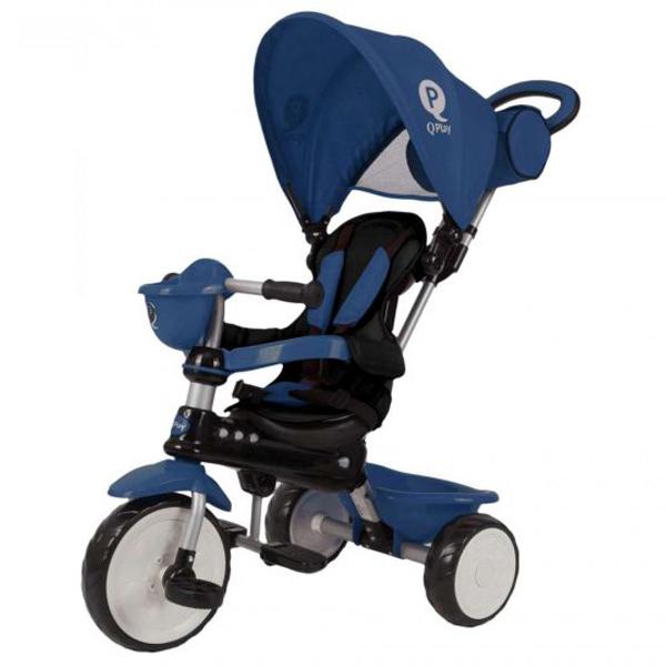 Tricikl Comfort plavi 34/4686 - ODDO igračke