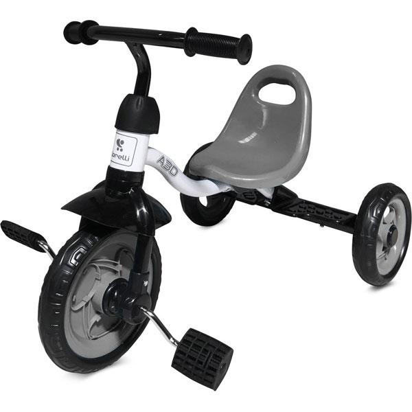 Tricikl A30 Bertoni grey/white 10050380011 - ODDO igračke