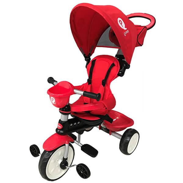 Tricikl Comfort crveni 34/5096 - ODDO igračke