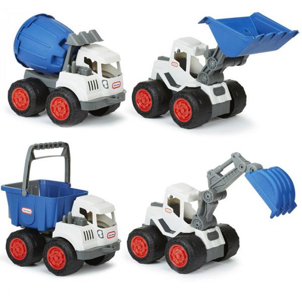 Građevisnko vozilo asst Little Tikes LT650536 - ODDO igračke