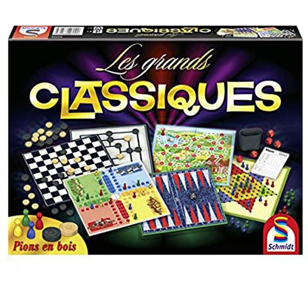 Schmidt Set društvenih igara 88208 - ODDO igračke