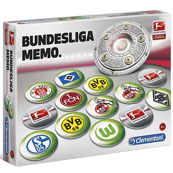 Clementoni Igra memorije Bundesliga 69472 - ODDO igračke
