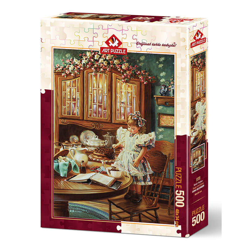 Art puzzle SUGAR AND SPICE 500 pcs - ODDO igračke
