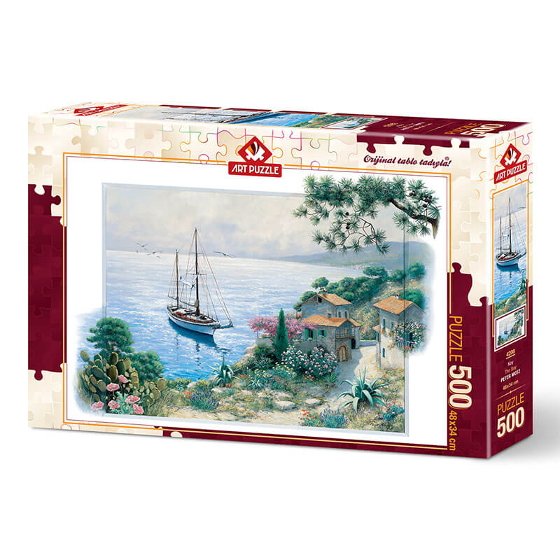 Art puzzle THE BAY 500 pcs - ODDO igračke