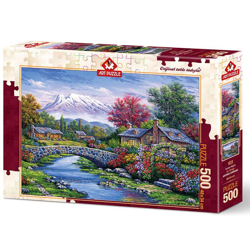 Art puzzle ARC BRIDGE 500 pcs - ODDO igračke