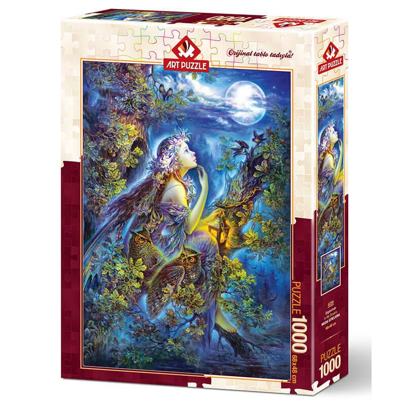Art puzzle In my dreams 1000 pcs - ODDO igračke