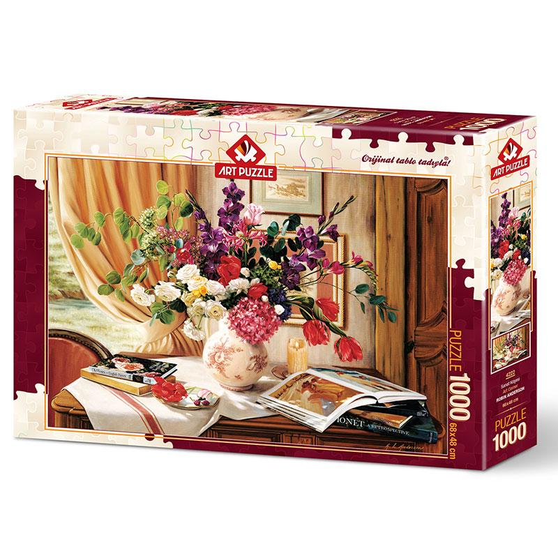 Art puzzle Art corner 1000 pcs - ODDO igračke