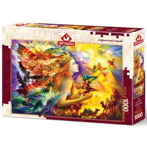 Art puzzle BUTTERFLYS DREAM 1000 pcs - ODDO igračke