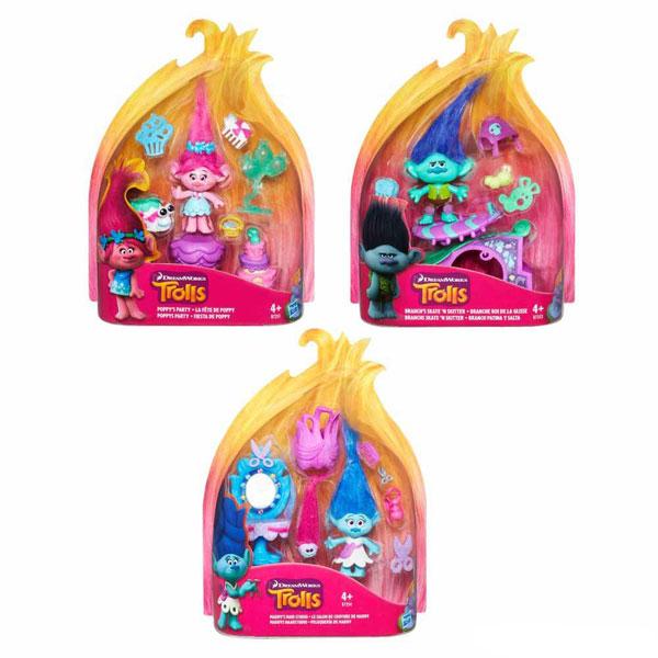 Trolls Figura sa dodacima asst B6556 - ODDO igračke