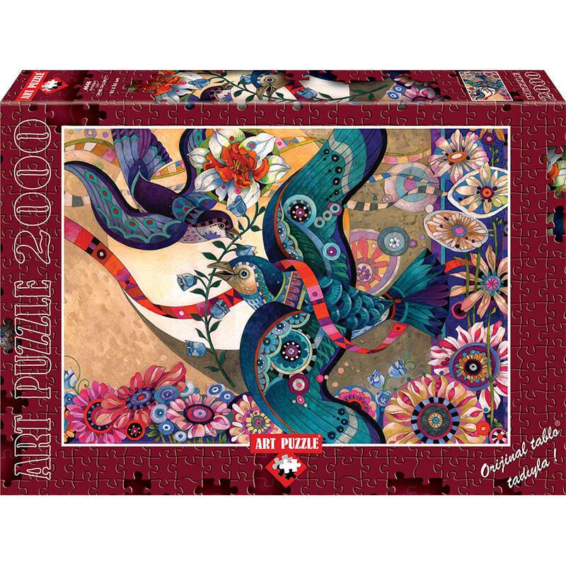 Art puzzle GIFT 2000 pcs - ODDO igračke