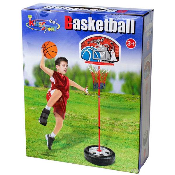 Basket koš Best Luck BE44464 - ODDO igračke