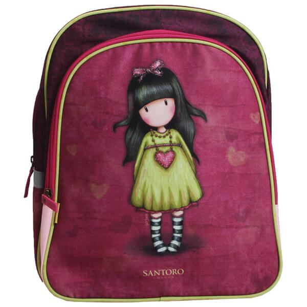 Rančevi za školu pravougaoni Heartfelt Gorjuss G4100021 tamno roze - ODDO igračke