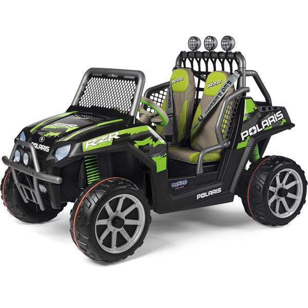 Auto na akumulator Peg Perego Polaris-Ranger RZR Green Shadow PIGOD0534 - ODDO igračke