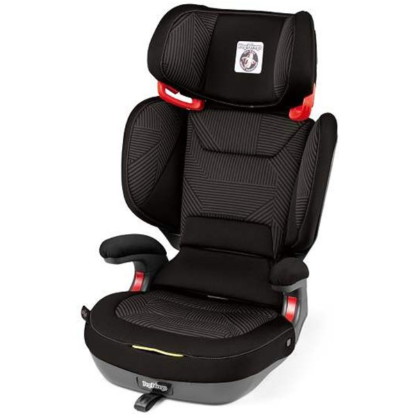 Auto sedište za decu 15-36kg Viaggio 2-3 Shuttle Plus Graphite P3810051544 - ODDO igračke