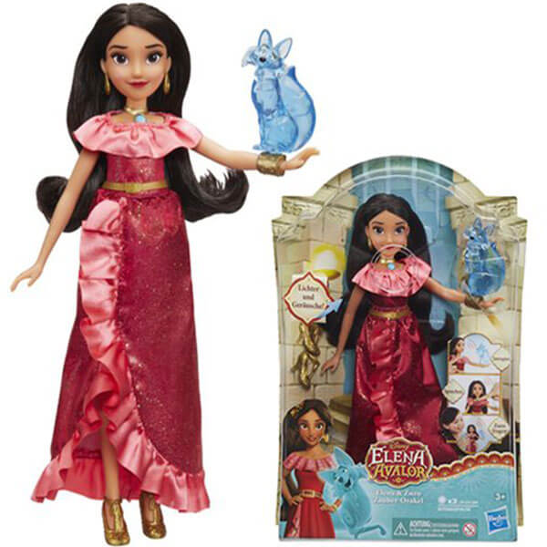 Disney Princesses Elena of Avalor Magic lutka E0108EW00 - ODDO igračke