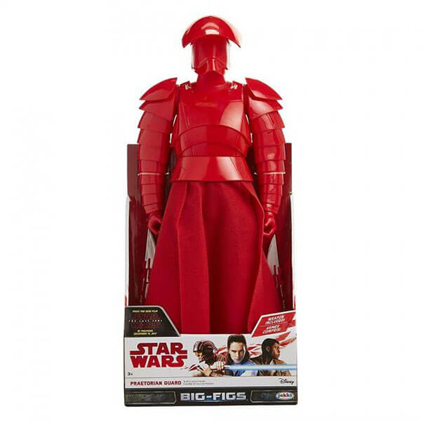 Star Wars figura 45cm Elite Guard 36874 crveni - ODDO igračke