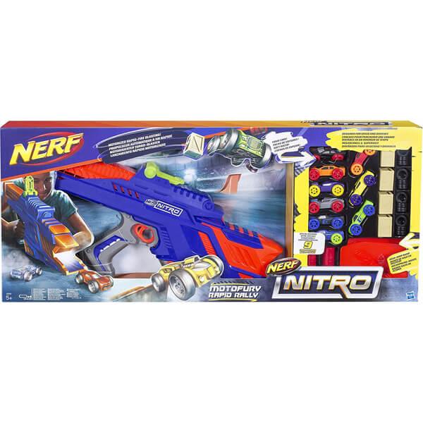 Nerf Nitro Motofury Rapid Rally C0787EU40 - ODDO igračke