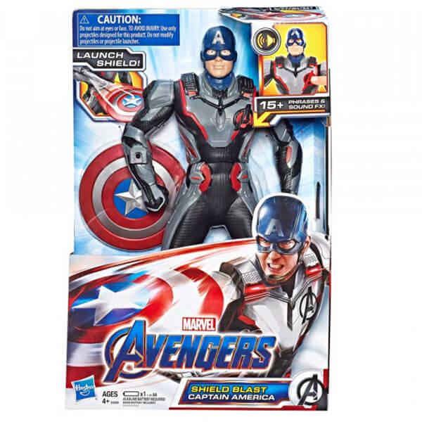 Avengres Feature Figura Kapetan America E3358 - ODDO igračke