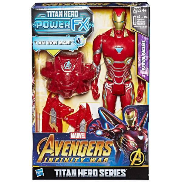 Iron Man Avengers Figura E0606 - ODDO igračke