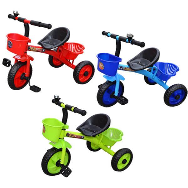 Tricikl sa korpom Y-TS1621 064419 - ODDO igračke