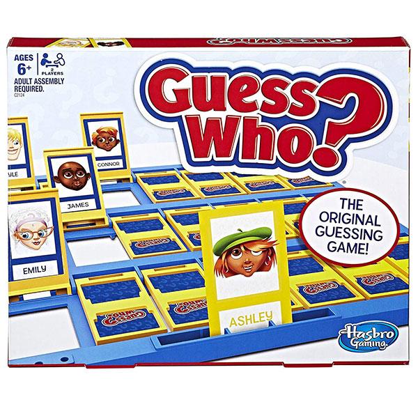 Guess Who Društvena Igra  C2124 - ODDO igračke