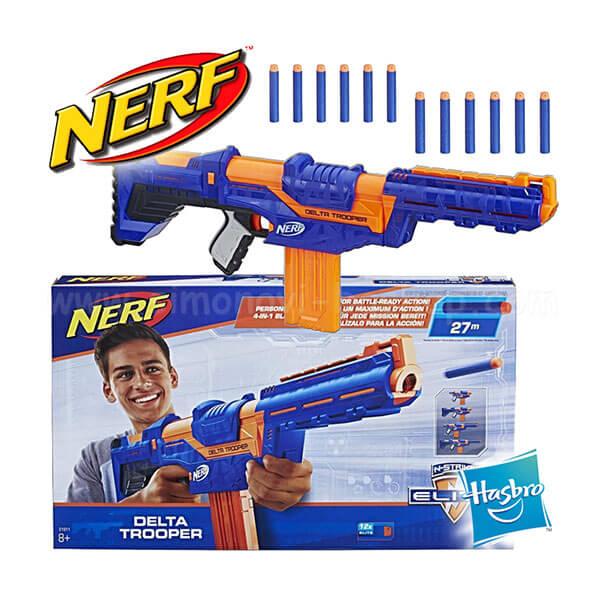 Nerf N-Strike Elite Delta Trooper Puška E1911 - ODDO igračke