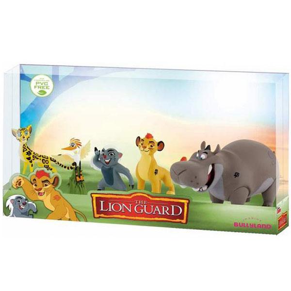 Bully Walt Disney Gift Set The lion Guard 5 figurica 13221 - ODDO igračke