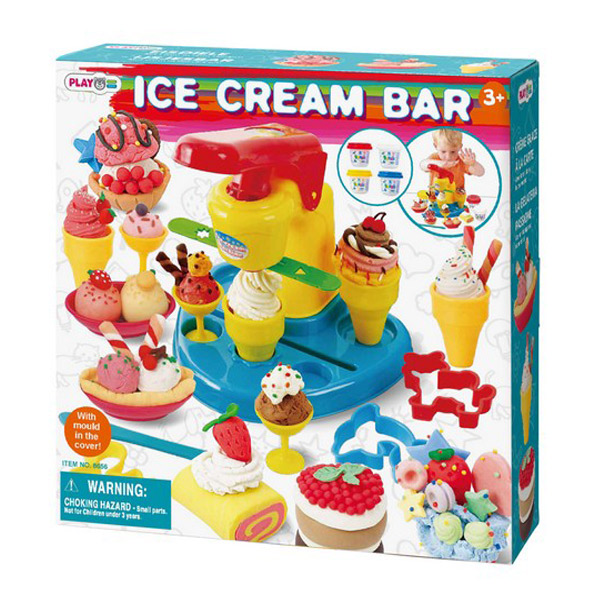 PLAY GO Plastelin Ice Cream Bar 8656 | ODDO igračke
