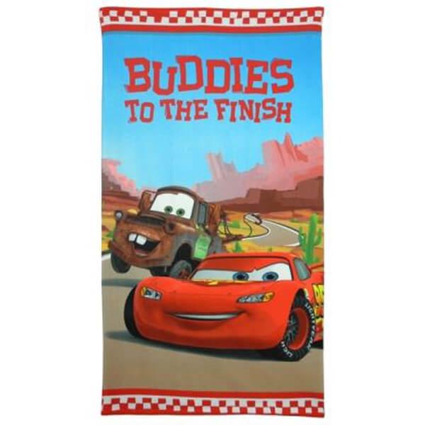 Peškir za plažu Cars B92261  - ODDO igračke