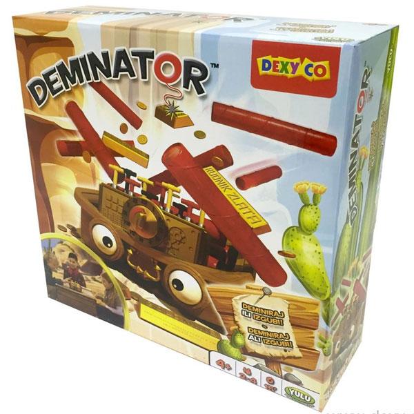 Društvena igra Deminator YL014 - ODDO igračke