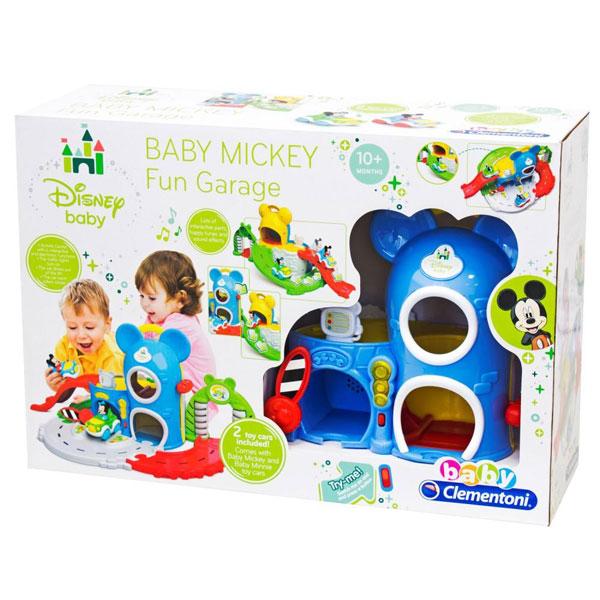 Garaža Baby Mickey Clementoni CL17058       - ODDO igračke