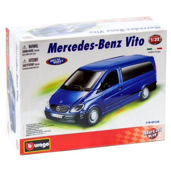 Burago Street fire Kit-Mercedes Benz Vito 1:32 BU45134       - ODDO igračke