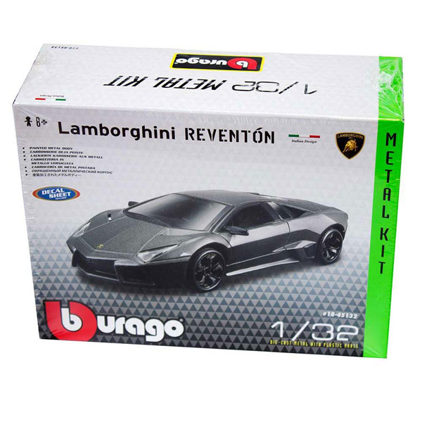 BURAGO STREET FIRE KIT-LAMBORGHINI REVENTON 1:32 BU45132       - ODDO igračke