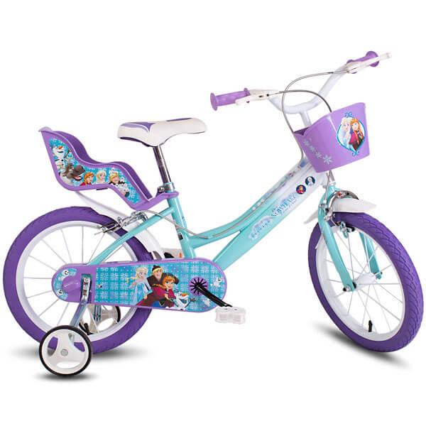 Bicikla za decu 16 Disney Frozen model 713 - ODDO igračke