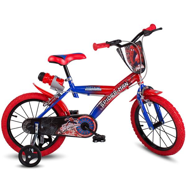 Bicikla za decu 16 Spiderman Marvel model 711 - ODDO igračke
