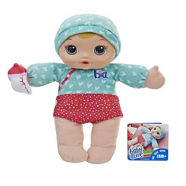 Baby Alive Change and Cuddle Lily E3137 - ODDO igračke