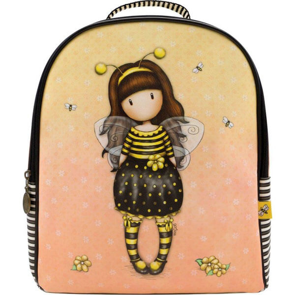 Ranac predškolski Just Bee-Cause Gorjuss 905GJ01 - ODDO igračke