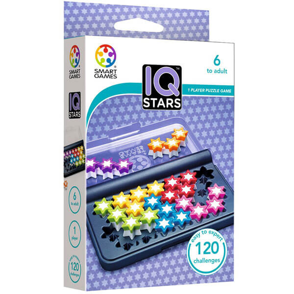Edukativna igra Smart Games IQ STARS MDP21105 - ODDO igračke