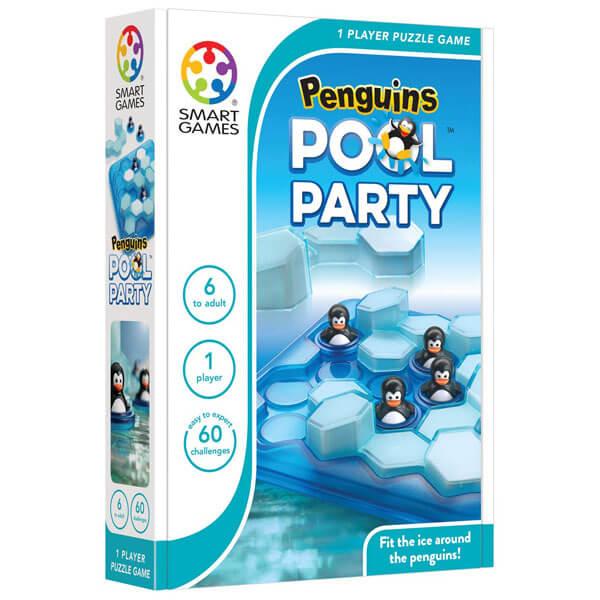 Edukativna igra Smart Games Penguins Pool Party MDP18488 - ODDO igračke