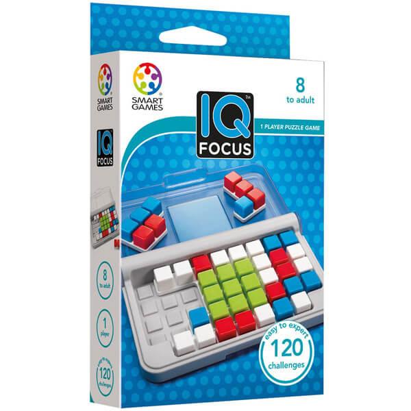 Edukativna igra Smart Games IQ FOKUS MDP19904 - ODDO igračke