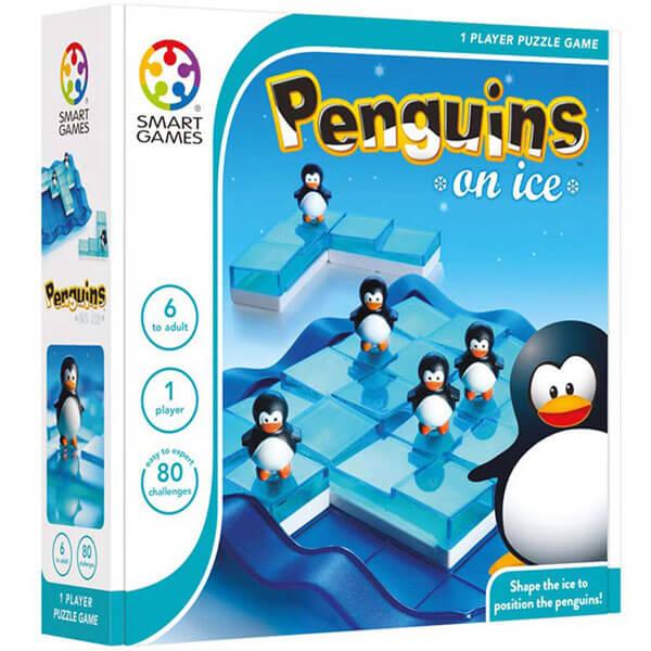 Edukativna igra Smart Games Penguins on Ice MDP15203 - ODDO igračke