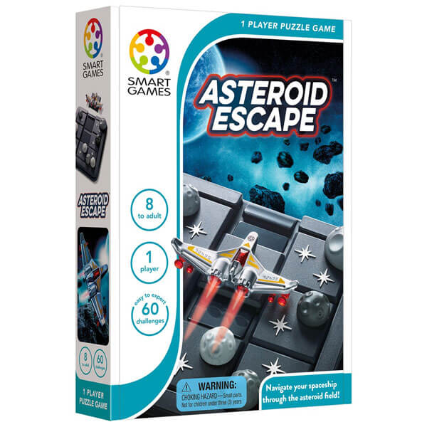 Edukativna igra Smart Games Asteroid Escape MDP21167 - ODDO igračke