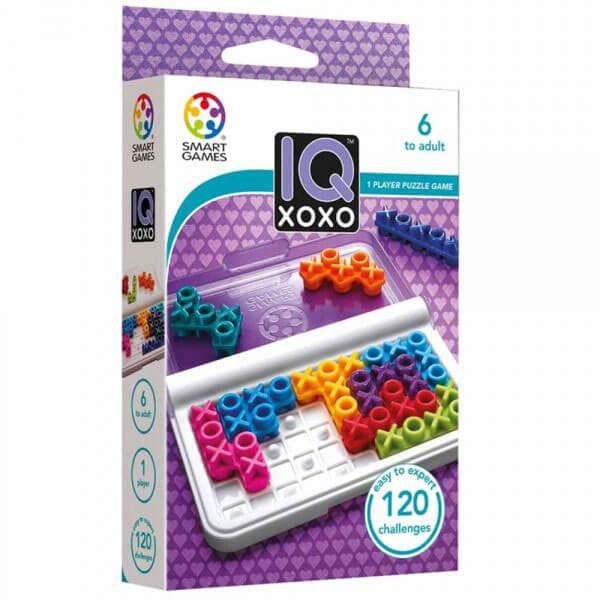 Edukativna igra Smart Games IQ XOXO MDP18594 - ODDO igračke