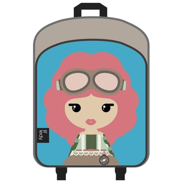 Ranac đački Traveller Lil Ledy G4186529 - ODDO igračke