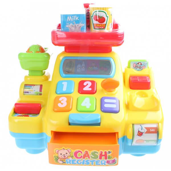 Registar kasa sa dodacima 52200A - ODDO igračke