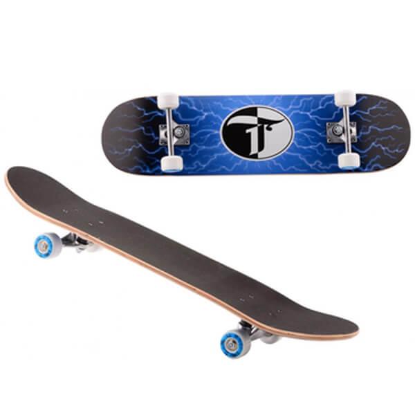 Skejt plavi drvo/aluminijum 80cm 1368384 - ODDO igračke