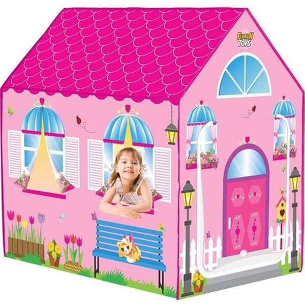 Šator roze kućica 757935 - ODDO igračke